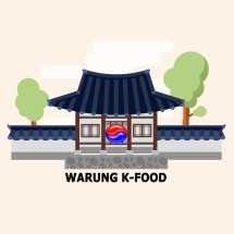 Logo Warung K-Food