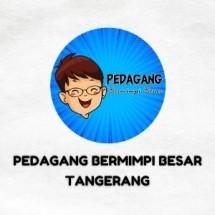 Logo Pedagang Bermimpi Besar Tangerang