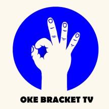 Logo OKE BRACKET TV
