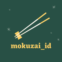 Logo Mokuzai_id
