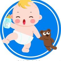 Logo Perlengkapan Bayi Newborn Dan Ibu Hamil