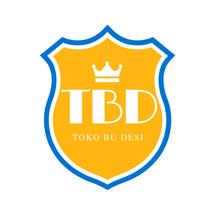 Logo Toko Bu Desi