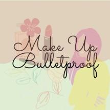 Logo Make Up Bulletproof