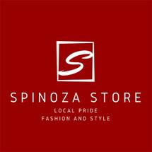 Logo Spinoza Store Bag