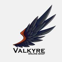 Logo valkyre online shop