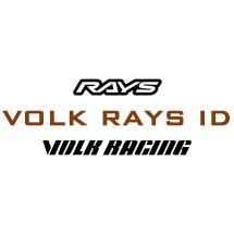 Logo Volk Rays ID