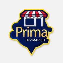 Logo Prima Top Market