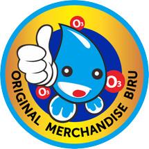 Logo Air Minum Biru