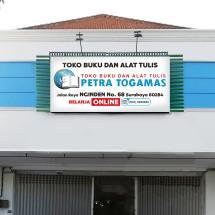 Logo PETRA TOGAMAS SURABAYA