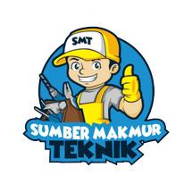 Logo Sumber Makmur Teknik