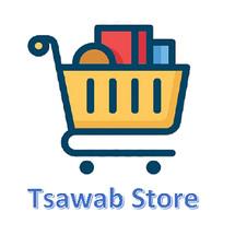 Logo Tsawab Store