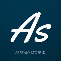 Logo Arsenio Apparel Store