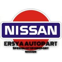 Logo Ersya autopart nissan genuinne