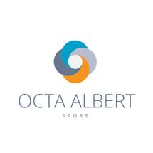 Logo Octa Albert Store