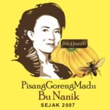 Logo Pisang Goreng Madu Bu Nanik