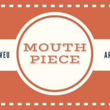 Logo mouthpiece
