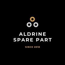 Logo Aldrine Spare Part Shop