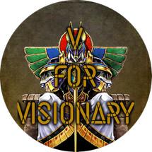 Logo V For Visionary