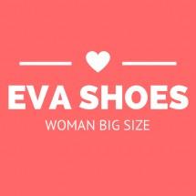 Logo Eva Shoes (tokoevabuana)