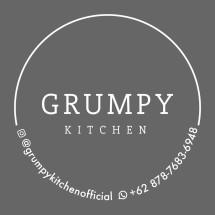 Logo Grumpy Kitchenn