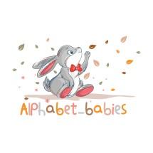 Logo Alphabet babies