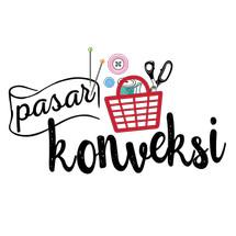 Logo Pasar Konveksi