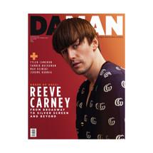 Logo DAMAN Magazine