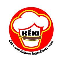 Logo KEKI Cake and Bakery Ingredients store