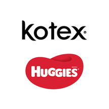 Logo KOTEX HUGGIES INDONESIA