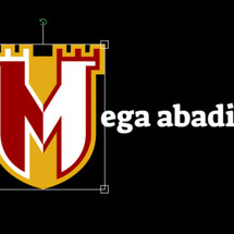 Logo Mega Abadi.
