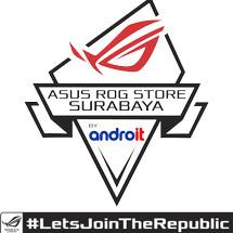 Logo ROG Store SUB