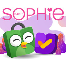Logo ORIGINAL By SOPHIE MARTIN