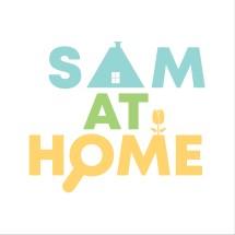 Logo Sam At Home