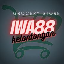 Logo iwa88grocery store