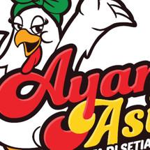 Logo Ayam Asix Pantai Losari