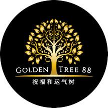 Logo GOLDEN TREE 88