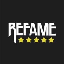Logo Refame Clothing