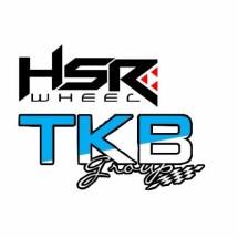Logo HSR Wheel Official TKB Group