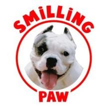 Logo Smilling Paw