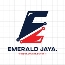 Logo Emerald Jaya.