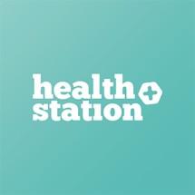 Logo healthstation