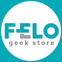 Logo felo geek store