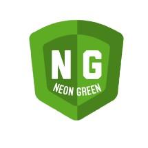 Logo Neon Green Indonesia