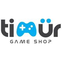 Logo Timur Game Shop
