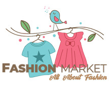 Logo fashion market