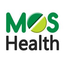 Logo MOSHealth Official Store Medan