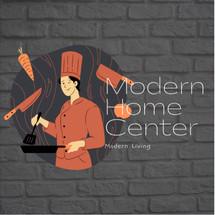 Logo Modern Home Center