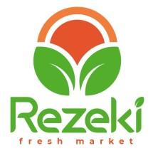 Logo Rezeki Fresh Market