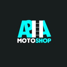 Logo Alpha Motoshop