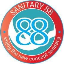 Logo Sanitary88